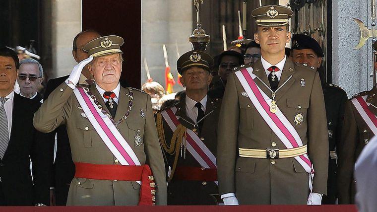 'Una crisis de 'corona' propia': Así hunde un diario suizo a la ya tocada familia real española