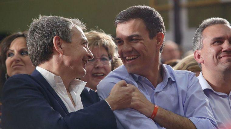Cisma en el Gobierno: La reunión secreta entre Egea y Zapatero pone en alerta a Unidas Podemos