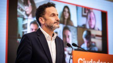 Edmundo Bal quiere a una española al frente del Eurogrupo y por ello anuncia el espaldarazo de Ciudadanos a Nadia Calviño