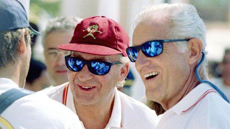 ¿Son hermanos Juan Carlos I y Josep Cusí?