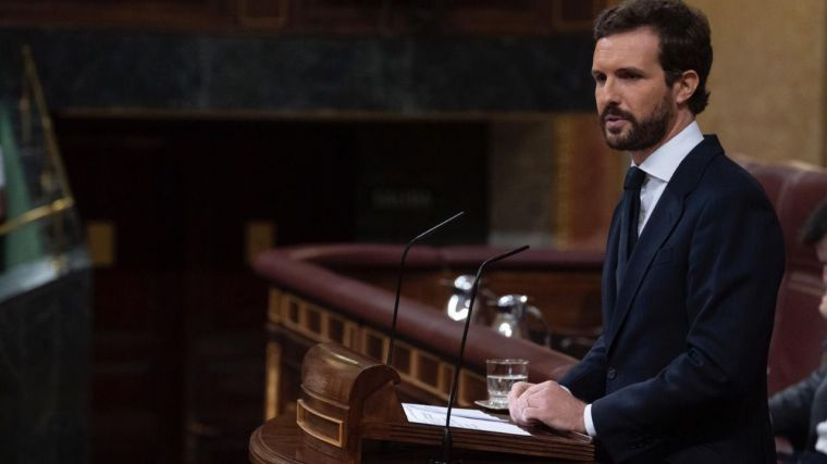 Casado comienza su deriva hacia el centro apoyando la 'nueva normalidad' del Gobierno y la candidatura de Calviño al Eurogrupo