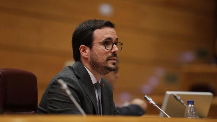 Garzón escuda su batalla contra el juego en la UE: 'Nuestro objetivo es caminar hacia la prohibición'