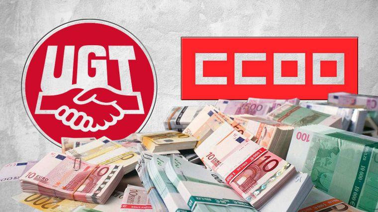 ¿Sindicatos traidores?: La Fiscalía denuncia a UGT y CCOO por quedarse con 6,7 millones
