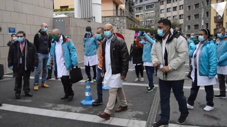 Desaparecidos: De combatir el Covid-19 en Andorra a pedir asilo político para no volver a Cuba