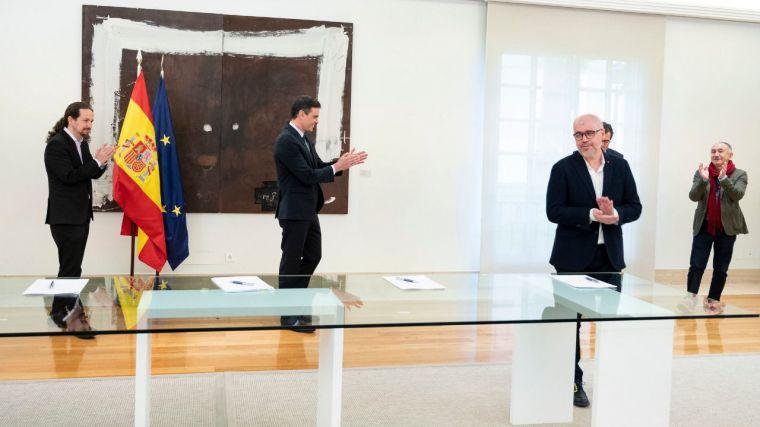 BOE: La prórroga de los ERTE hasta septiembre entra en vigor