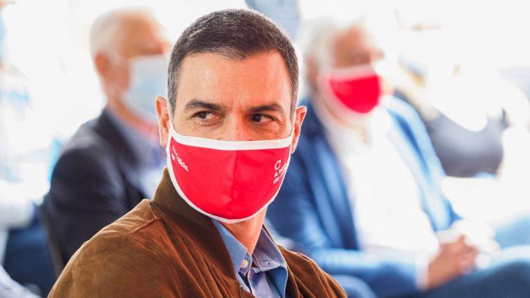 Sánchez alude al miedo para ganar las autonómicas: 'O sálvese quien pueda o no dejar a nadie atrás, PP o PSOE'