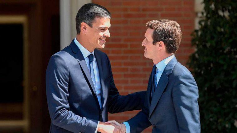 Europa en alerta por la deriva del Gobierno español mientras que el bipartidismo mueve los hilos en la sombra para acabar con cualquier atisbo de sorpasso