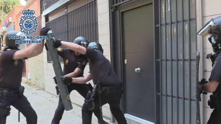 [Vídeo] Cae un grupo criminal itinerante dedicado a la comisión de robos con fuerza