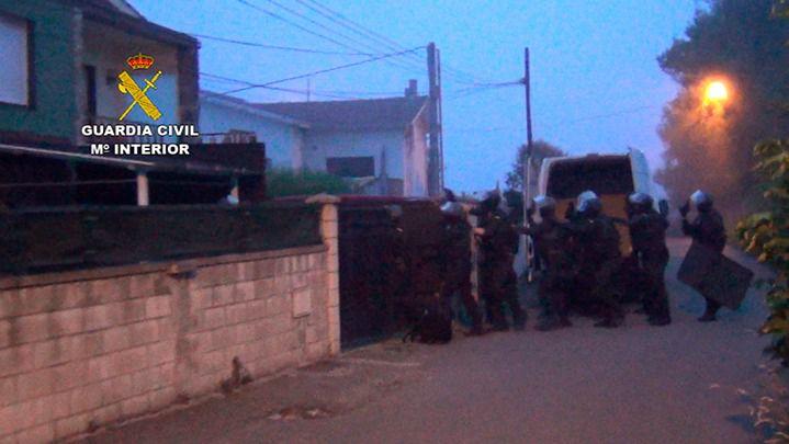 'Operación Contas': Robaban con 'extrema' violencia e incluso retuvieron a un empresario y a su familia