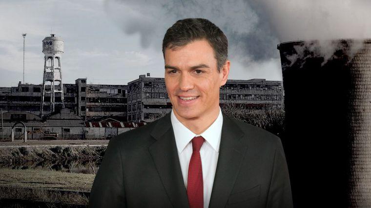 Nissan, Alcoa, Airbus, Siemens... La flagrante pasividad del gobierno de Sánchez ante el cierre de fábricas