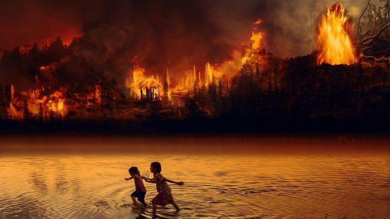 El abandono de la España rural eleva el riesgo de grandes incendios