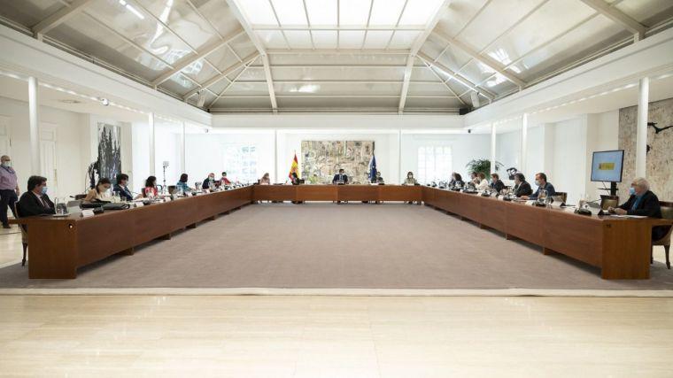 El Gobierno se salta su rueda de prensa habitual tras un Consejo de Ministros utópico al que no ha habido posibilidad de réplica