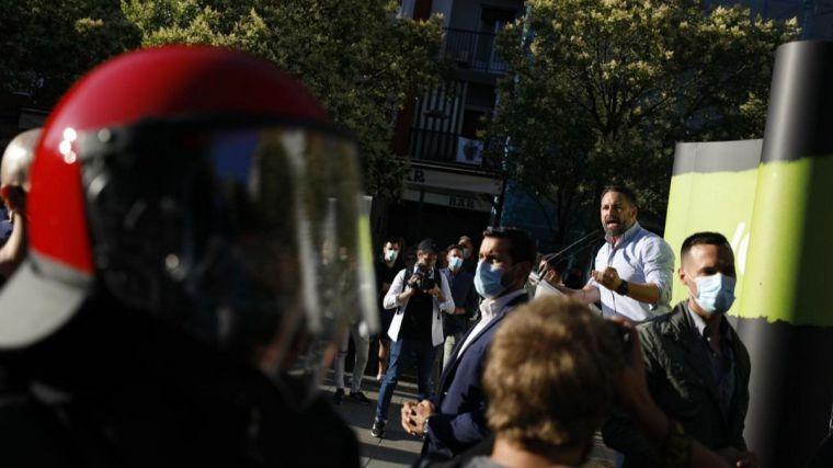 Vox se planta: denuncia a la consejera de Seguridad Vasca, a la asociación Sare Antifaxista y a los agresores identificados