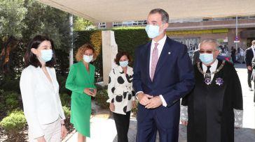 El Rey pone en valor al Constitucional por conciliar la 'unidad' de España con su 'diversidad'