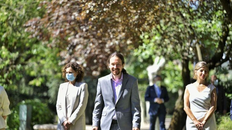 Iglesias insta al PSE y a EH Bildu a formar formar un tripartito por la 'normalización vasca'