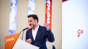 Ciudadanos convoca a PP y PSOE para acabar con el 'transfuguismo'