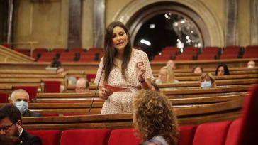 Lorena Roldán se erige como azote del separatismo catalán en cada intervención