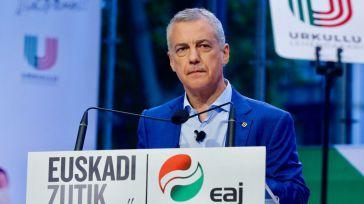 PNV y PSOE, ¿en crisis? Iñigo Urkullu descarta formar gobierno con EH Bildu
