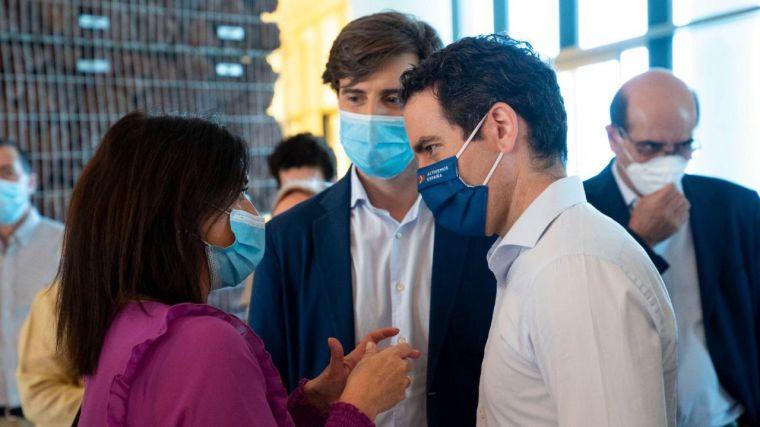 Montesinos: 'Sánchez e Iglesias se han estrellado en el primer test tras la pandemia'
