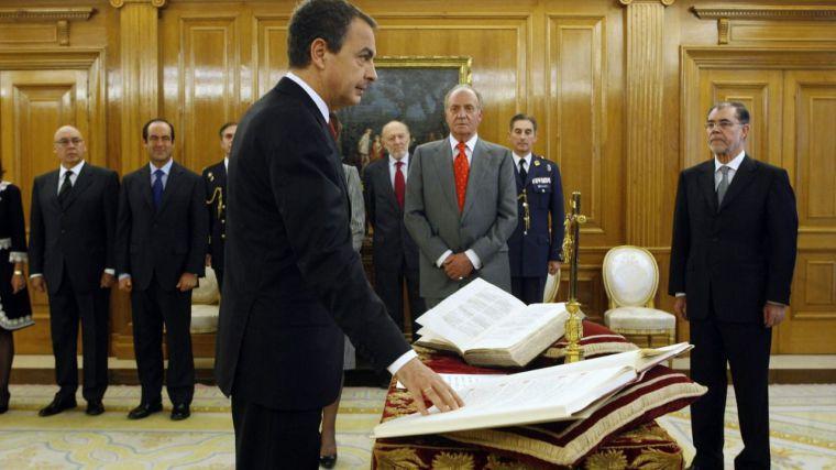 Zapatero apuesta por reaccionar