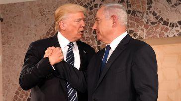 Solo Trump salva a... Netanyahu