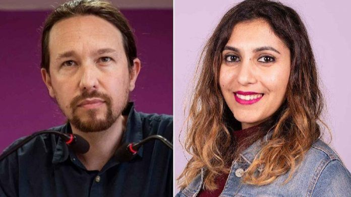 'Caso Dina-Iglesias': ¿Y si se hubiera fingido el robo del móvil y los altos mandos de Podemos ya lo sabían?