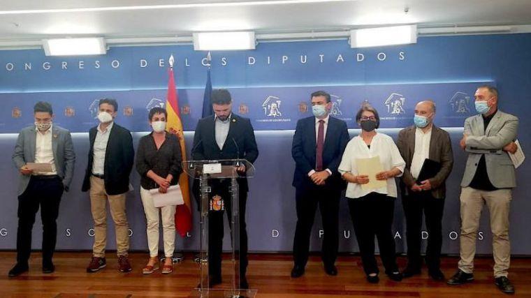 En marcha la comisión sobre las 'cloacas' de la mano de Podemos, los grupos nacionalistas, Más País y Compromís
