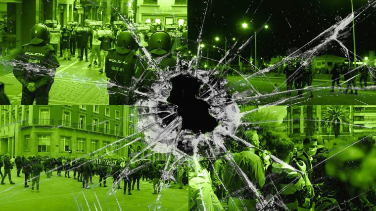 [Vídeo] Nueva agresión a un militante de Vox en Galicia