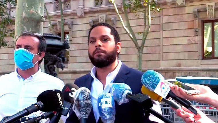 Vox vuelve a sentar en el banquillo a los separatistas tras 'la complicidad de los sucesivos gobiernos de España'