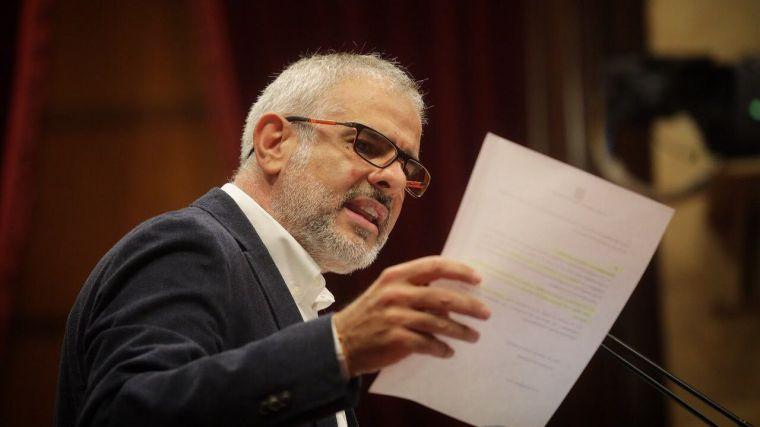 Carrizosa advierte que las conclusiones de la comisión sobre el 155 'son ilegales, revanchistas y sembradoras de odio'