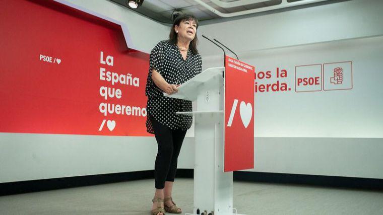 Covid-19: El PSOE mira hacia otro lado e insiste en que 'no estamos como al principio del estado de alarma'