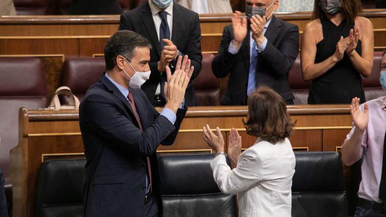 Sánchez pide ahora consenso nacional tras meses a la deriva y sin contar con nadie