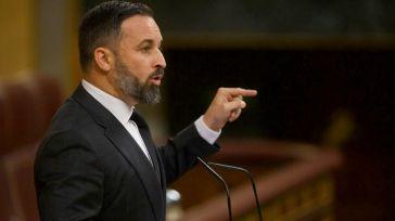 Santiago Abascal enumera los no pocos 'motivos para la moción' contra del Gobierno