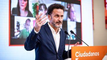 Ciudadanos afea a Podemos que trate de 'confundir' la situación de 'personas concretas' con el conjunto de la Corona