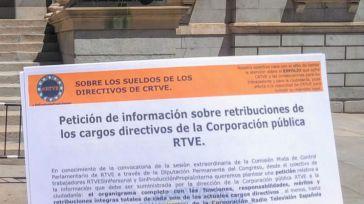 RTVE también suspende en transparencia con Sánchez e Iglesias