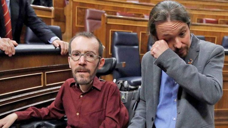 Silencio 'perturbador' de Iglesias tras la imputación de Podemos