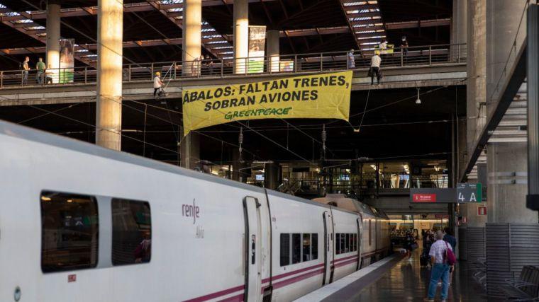 Hasta Greenpeace cuestiona a Ábalos