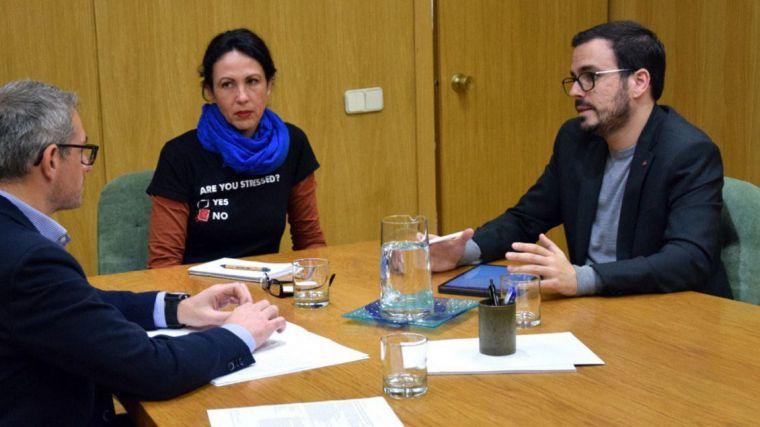 Garzón carga contra los prostíbulos: 'deberían estar cerrados siempre para frenar el machismo'