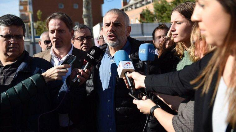 La 'vergüenza' de los líderes independentistas no tiene fin y así lo señala Carrizosa