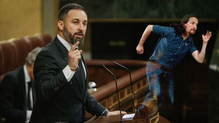 Golpe a Podemos: Vox pide al juzgado diligencias para aclarar las irregularidades detectadas
