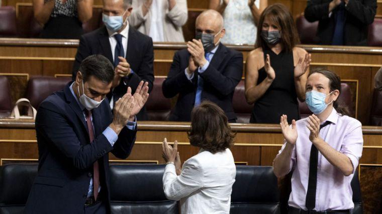 Iglesias dinamita el Gobierno con el veto al PP y a Cs en unos Presupuestos que podrían acabar en elecciones