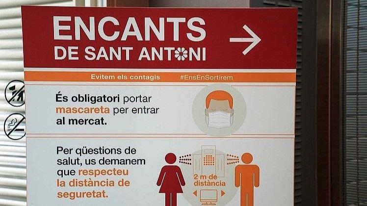 Sociedad Civil Catalana se planta ante Torra y le exige que la información sobre el Covid-19 se ofrezca también en castellano