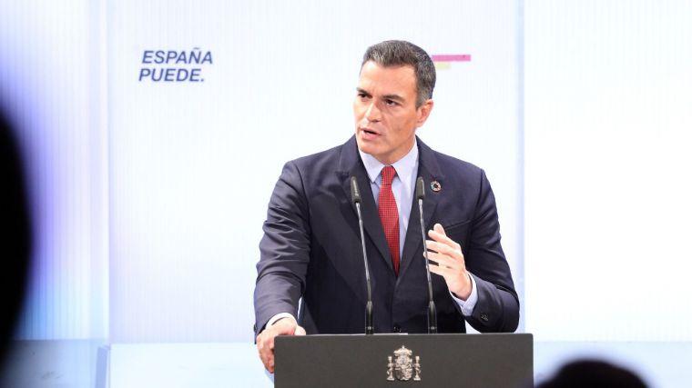 'España puede', pero no contigo: Así ha sido el show de Sánchez