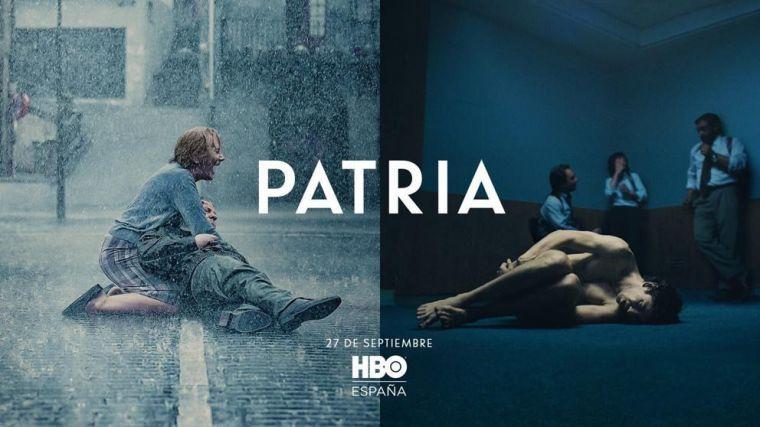 Polémica por el cartel de 'Patria' de HBO: La AVT pide su retirada por ser una