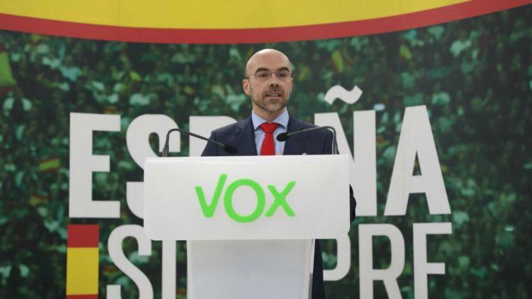 'Vuelta al cole': Vox asegura que lo que quiere el Gobierno es echar la culpa a las familias