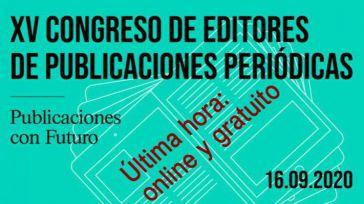 El XV Congreso de Editores de la AEEPP será virtual y gratuito