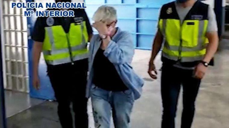 Detenida en España una integrante de una organización terrorista neofascista de la Italia de