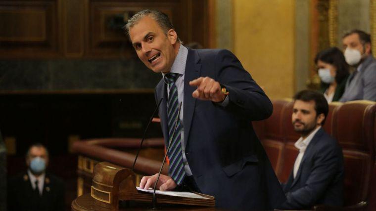 Vox carga contra PP y PSOE por sustentar su crecimiento político 'sobre diferentes casos de corrupción'