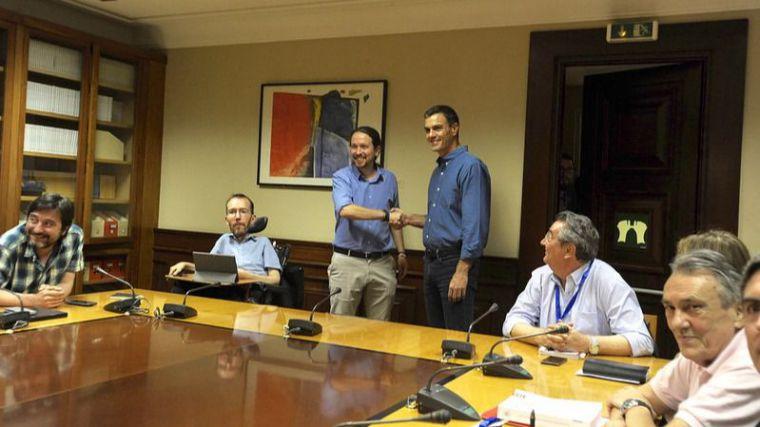 Se rebaja la tensión entre Montero (PSOE) y Álvarez (Unidas Podemos) en plena elaboración de los PGE