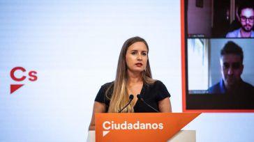 Ciudadanos sale en defensa de los militares: 'En la pandemia han estado ahí, qué menos que España les dignifique'